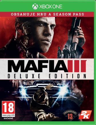 XOne - ESP: Mafia 3 Deluxe Edition INT 7.10.2016