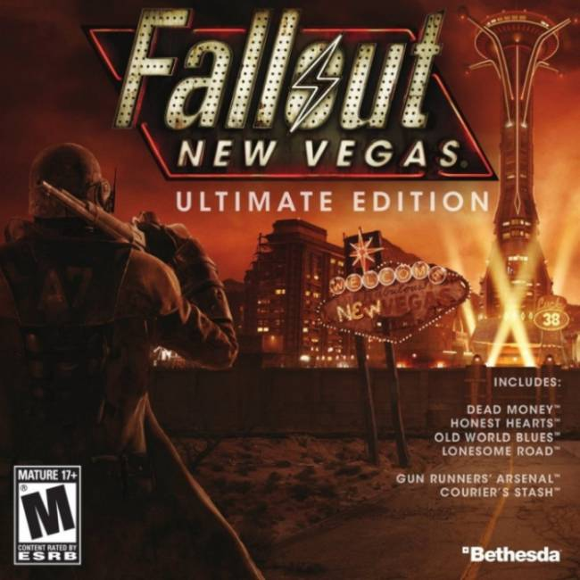 Bethesda Softworks PC hra Fallout NEW VEGAS (ULTIMATE EDITION)
