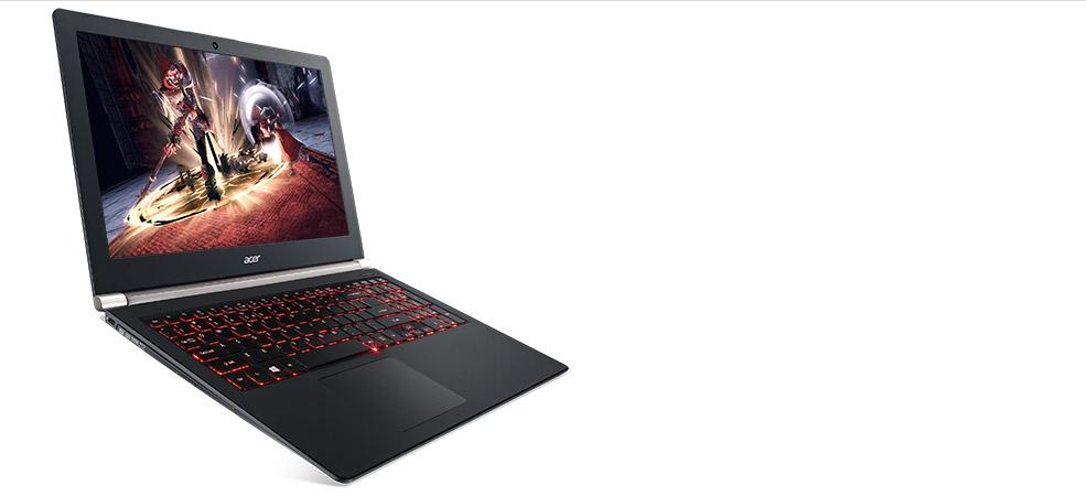 "Acer Aspire V 17 Nitro Black Edition II (VN7-792G-78CE) i7-6700HQ/8 GB+N/128GBSSD+1TB/DVDRW/GTX 960M/17.3""FHD mat IPS/BT/W10 Home"
