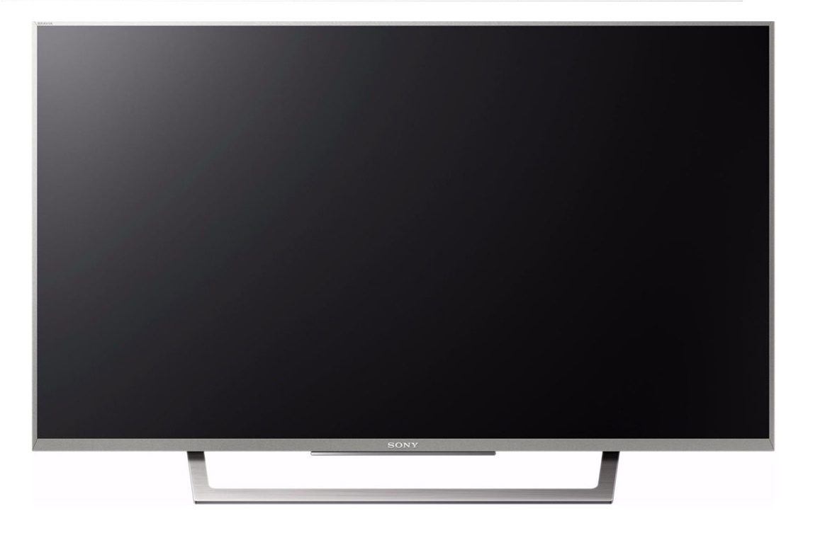 SONY KDL-49WD757 Full HD Smart TV - stříbrná