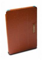 Krusell Walk on Water pouzdro na tablet BOGART pro iPad Mini 3 / Mini Retina, koňak - Bazar - drobný škrábanec