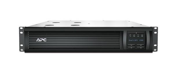 APC Smart-UPS 1500VA LCD RM 2U + AP9631, trhlina na krabici
