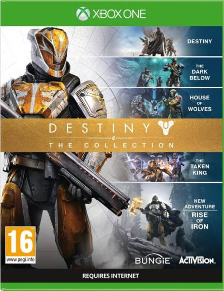 ActiVision XBox One Destiny The Collection