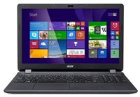 "Acer Aspire E 15 (ES1-571-P1HF) Pentium 3558/4GB+N/128GB SSD/DVDRW/HD Graphics/15.6"" FHD LED lesklý/BT/Linux/Diamond Black"