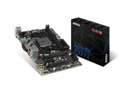 A68HM-P33 V2 MSI /FM2+/AMD/DDR3 /DVI /VGA/SATA III/ GLAN/mATX