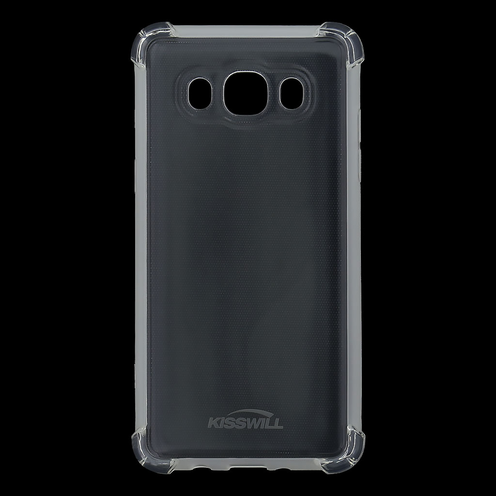 Kisswill Shock TPU Pouzdro Transparent pro Samsung J510 Galaxy J5 2016