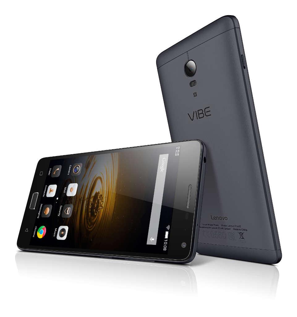 "Lenovo Smartphone Vibe P1 PRO Dual SIM/5,5"" IPS/1920x1080/Octa-Core/1,5GHz/3GB/32GB/13Mpx/LTE/Android 5.1/Grey"