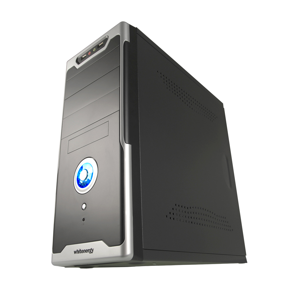 WE PC Case Miditower ATX 400W PC-3035
