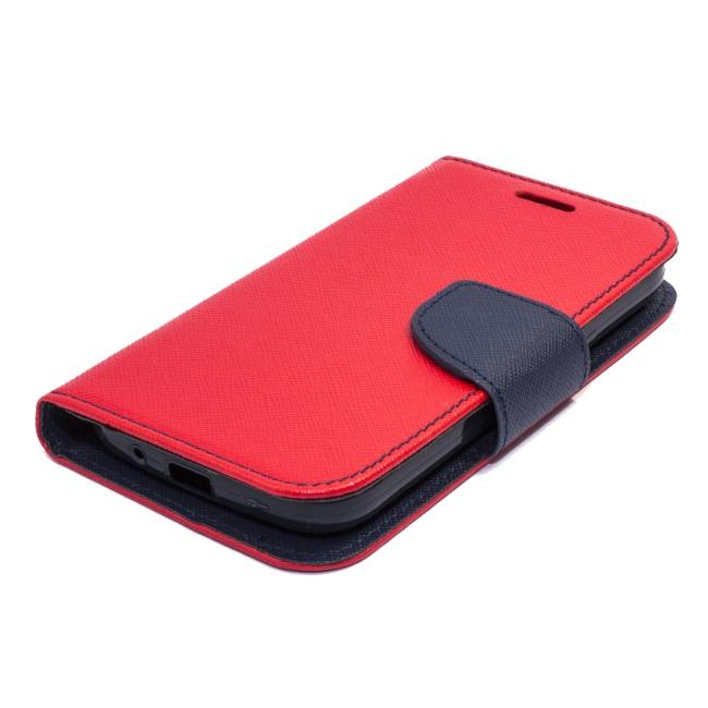 Pouz.Fancy HTC One M9 Red-Navy