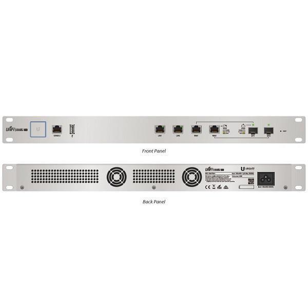 Ubiquiti UniFi USG PRO Enterprise Security Gateway Broadband Router