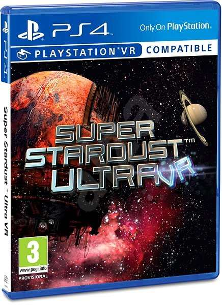 SONY PS4 hra Super Stardust VR