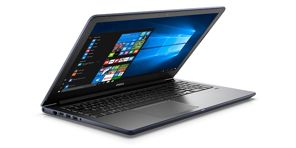 "DELL Vostro 5568/i5-7200U/4GB/500GB/Intel HD/15,6"" HD/FingerPrint/Win 10 Pro/Šedá"