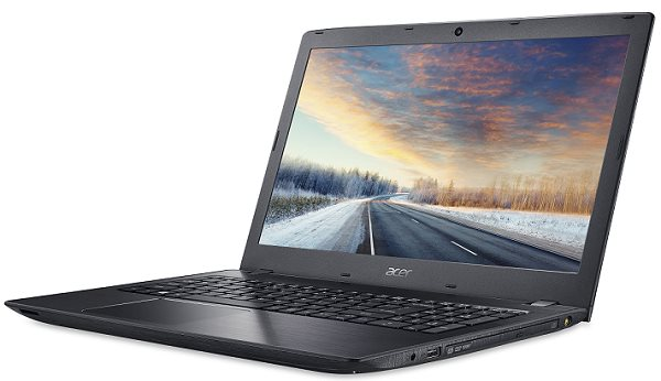 "AcerTravelMate P259-M-38XF i3-6100U/4GB+N/500GB HDD+N/DVDRW/HD Graphics/15.6"" FHD LED ComfyView/W7Pro/W10 Pro/Black"
