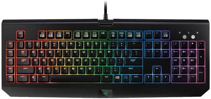 Razer BlackWidow Chroma - US Layout