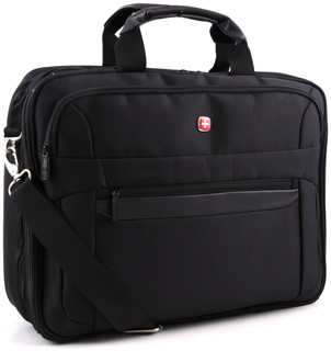 Laptop bag Wenger triple compartment 17''