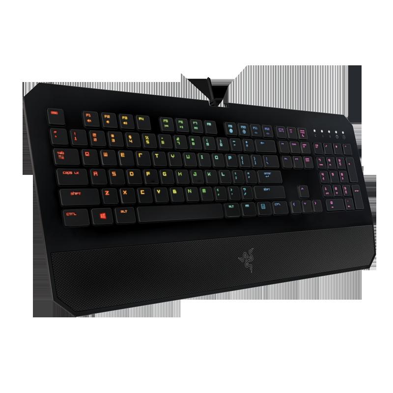 Herní klávesnice Razer DeathStalker Chroma - Multi-color Membrane - US verze