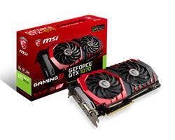MSI GeForce GTX 1070 GAMING Z 8G GDDR5