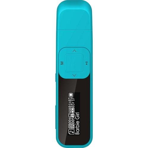 MPFOL 15/4GB/BL MP3 přehrávač