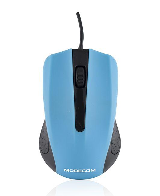 Modecom optická myš MC-M9 (modrá)
