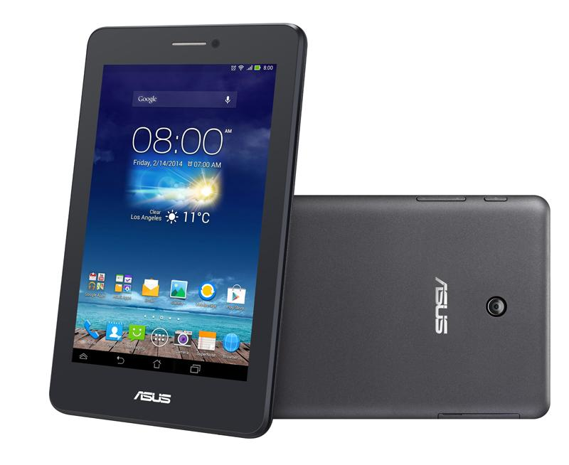 ASUS Fonepad 7 ME175CG Z2520/8GB/1GB/3G/A4.3 šedý