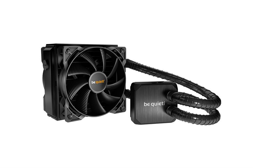 be quiet! water cooler Silent loop 120mm, LGA 115*, 1366, 2011, AMD AM2+ AM3+