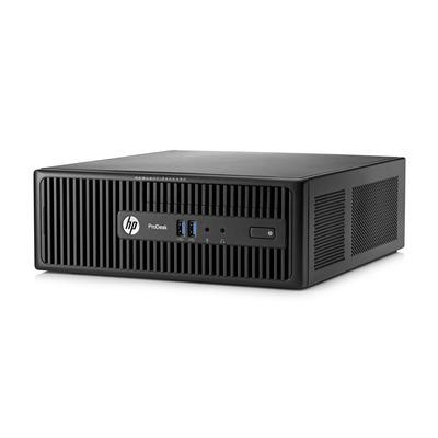 HP ProDesk 400 G3 SFF / Intel i3-6100 / 8GB / 128 GB SSD / Intel HD / W 10 Pro + W7 Pro