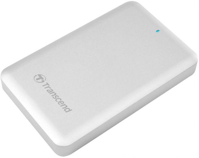 Transcend StoreJet 300 Thunderbolt pro Apple Mac 2TB ext. HDD 2.5'' USB 3.0