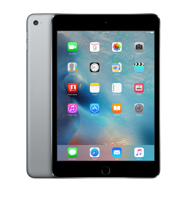 Apple iPad mini 4 Wi-Fi 32GB Vesmírně šedý