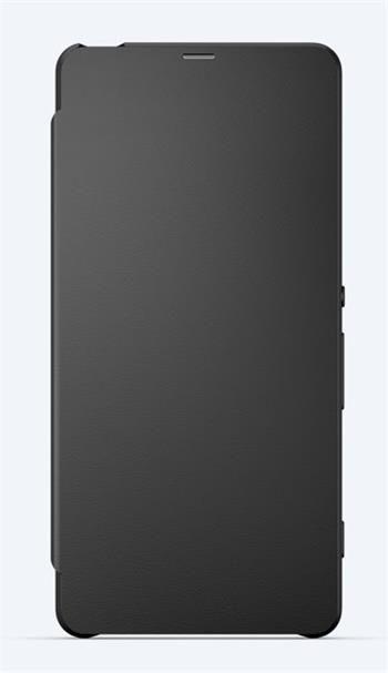 Sony Style Cover Flip SCR54 Xperia XA Black
