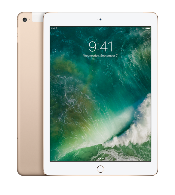 iPad Air 2 Wi-Fi+Cell 32GB - Gold