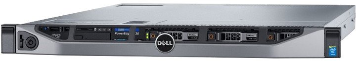 DELL PE R630/2xXeon E5-2697 v3/4x8GB/2x300GB 15K SAS/2xPSU/NBD ProSupport Plus and 4hr Mission Critical