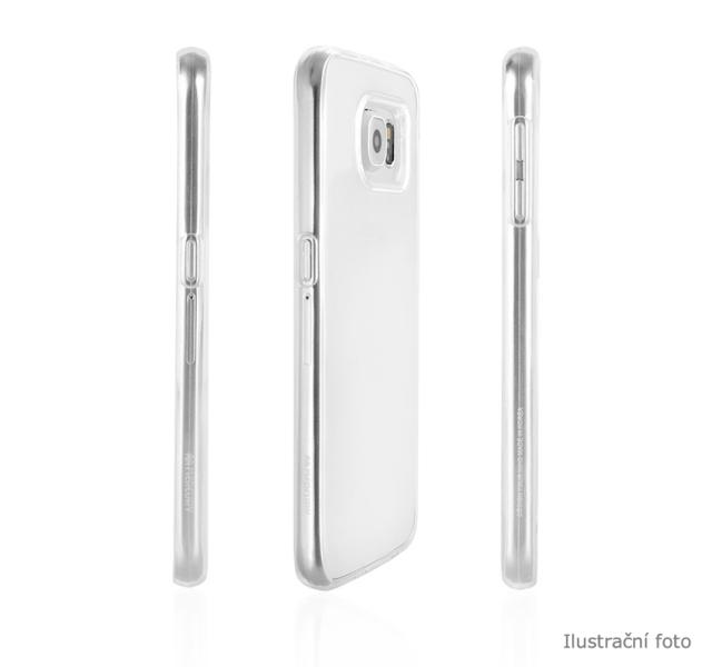 Mercury Goospery zadní kryt Clear Jelly pro iPhone 5/5S/SE