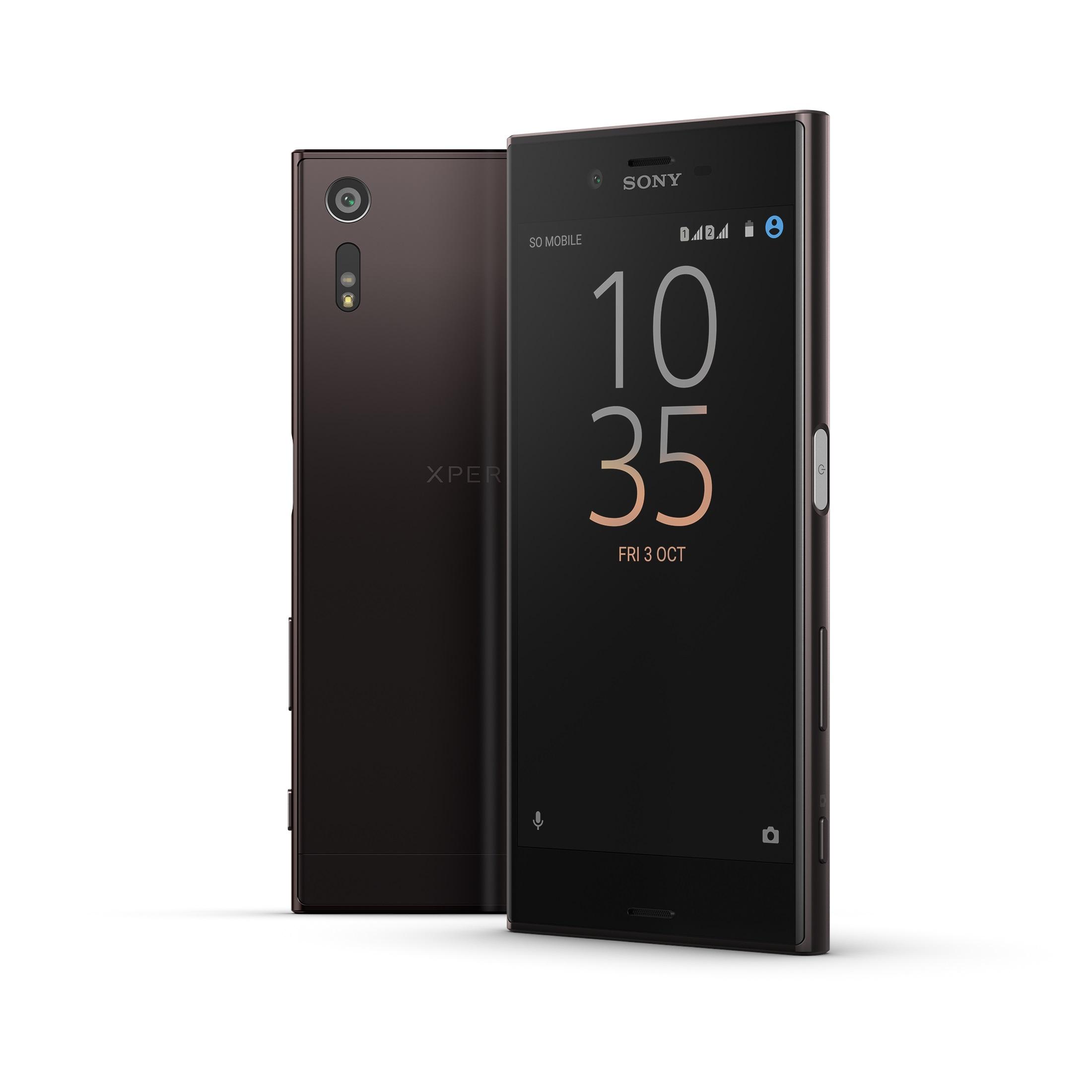 Sony Xperia XZ F8331 Black