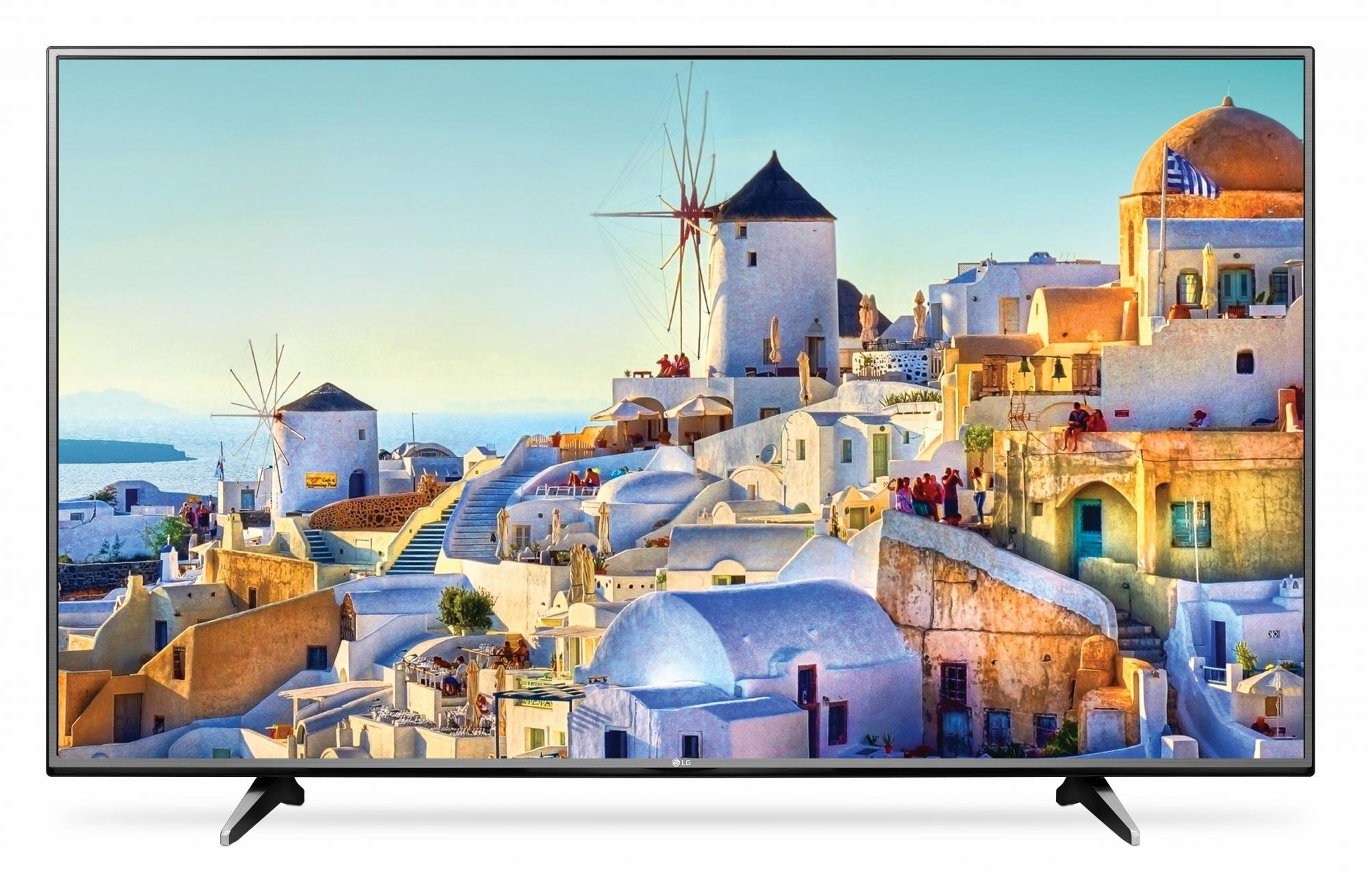 "LG 55"" LED TV 55UH605V 4KUHD/DVB-T2CS2"