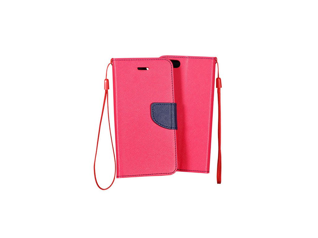 Pouz.Fancy Huawei Honor 6 Plus Pink-Navy