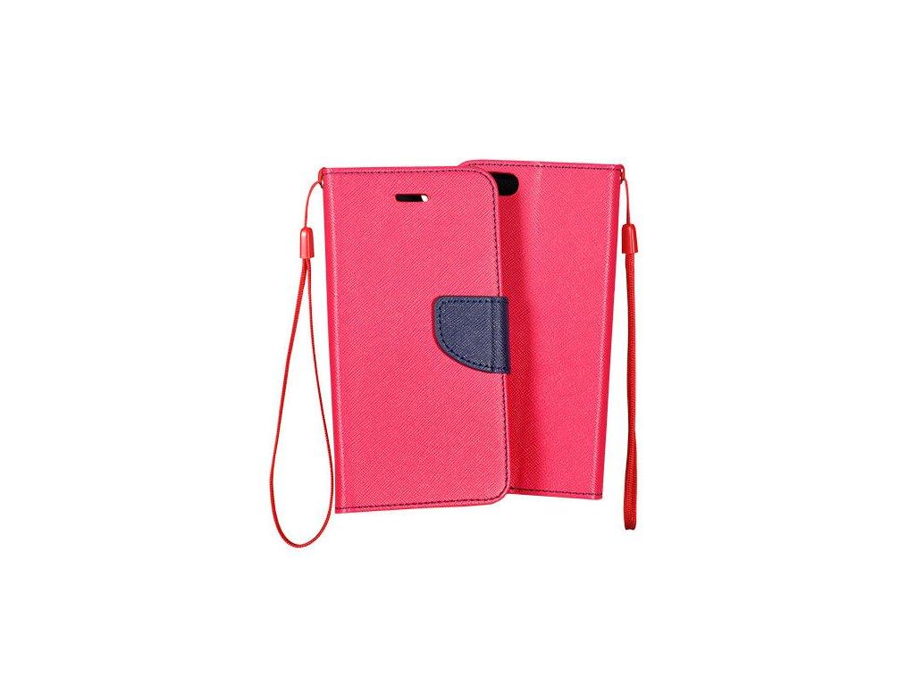 Pouz.Fancy Huawei Honor 6 Plus Pink-Navy