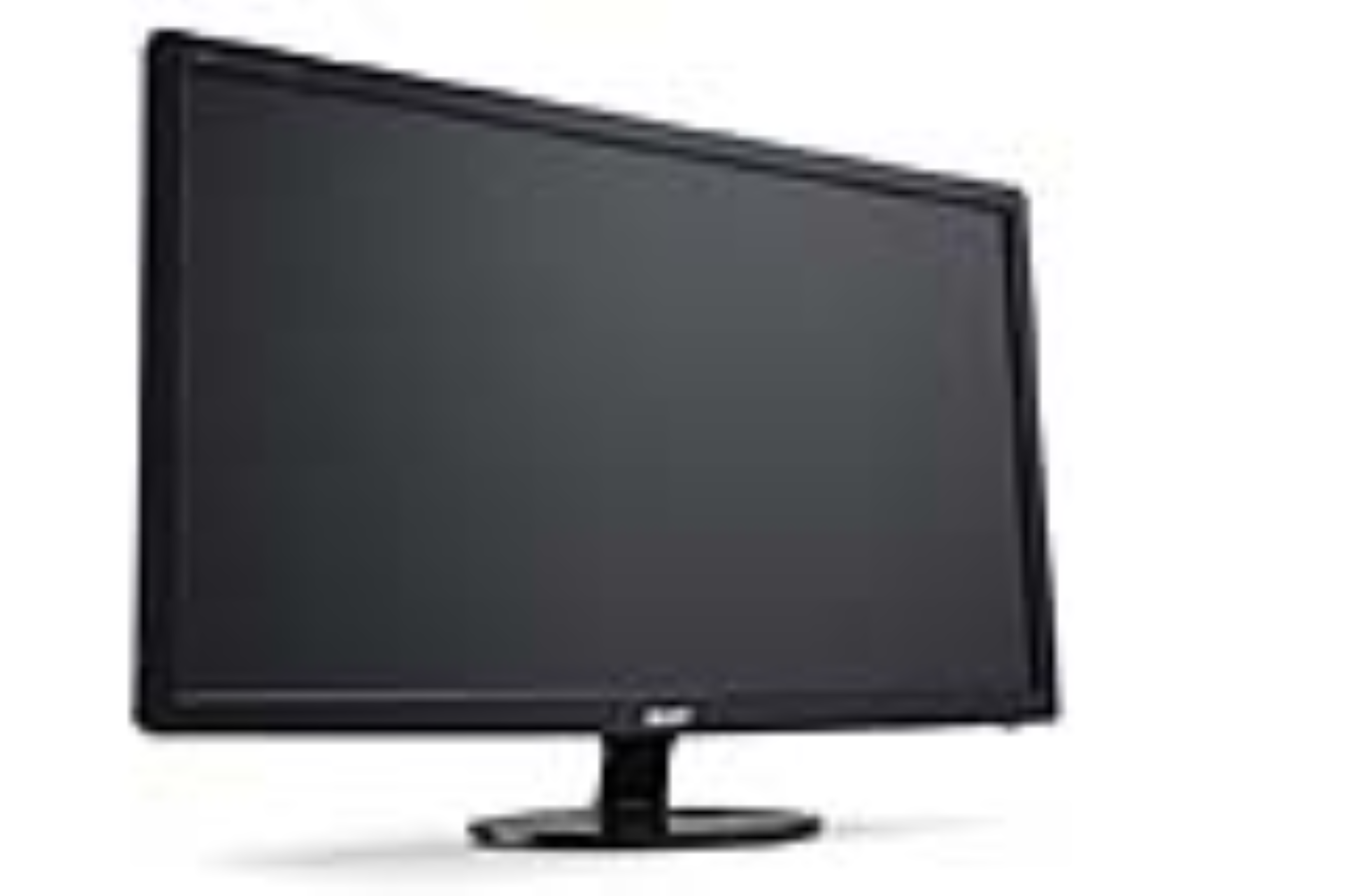 "Acer LCD S241HLCbid 24"" LED, 1920 x 1080, 100M:1, 250cd/m2, 1ms, VGA, DVI, HDMI, Black SLIM Design"