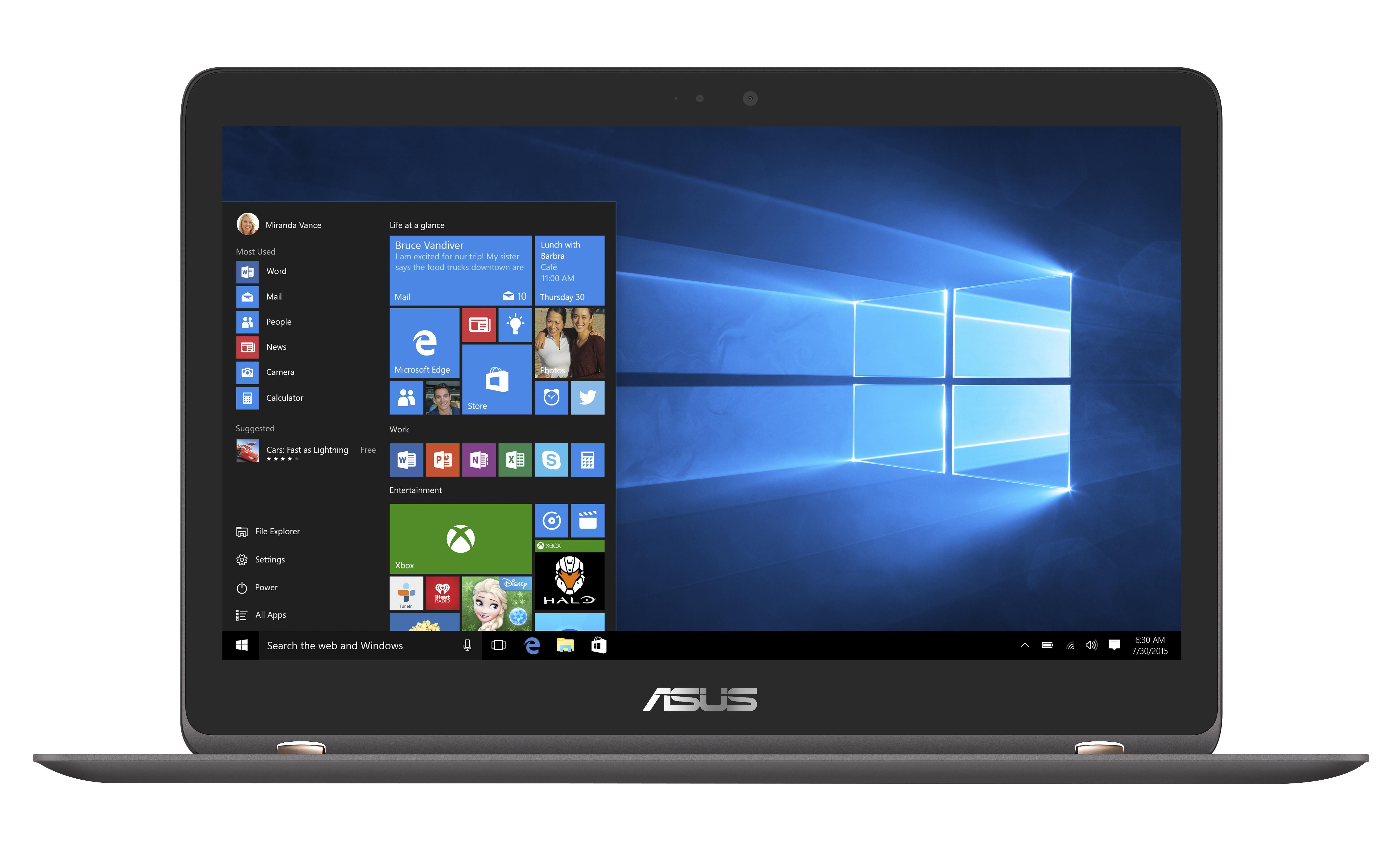 ASUS UX360UA 13.3T/i5-6200U/128SSD/8G/W10 šedý