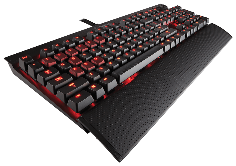 Corsair Gaming K70 Mechanical Keyboard - Cherry MX Red (EU)