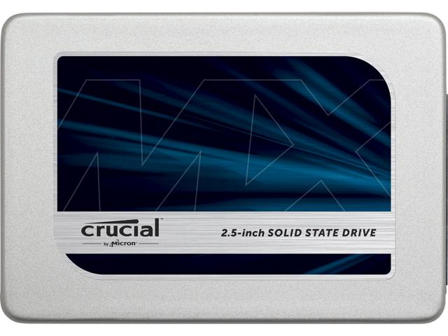 "750GB SSD Crucial MX300 SATA 2,5"" 7mm"