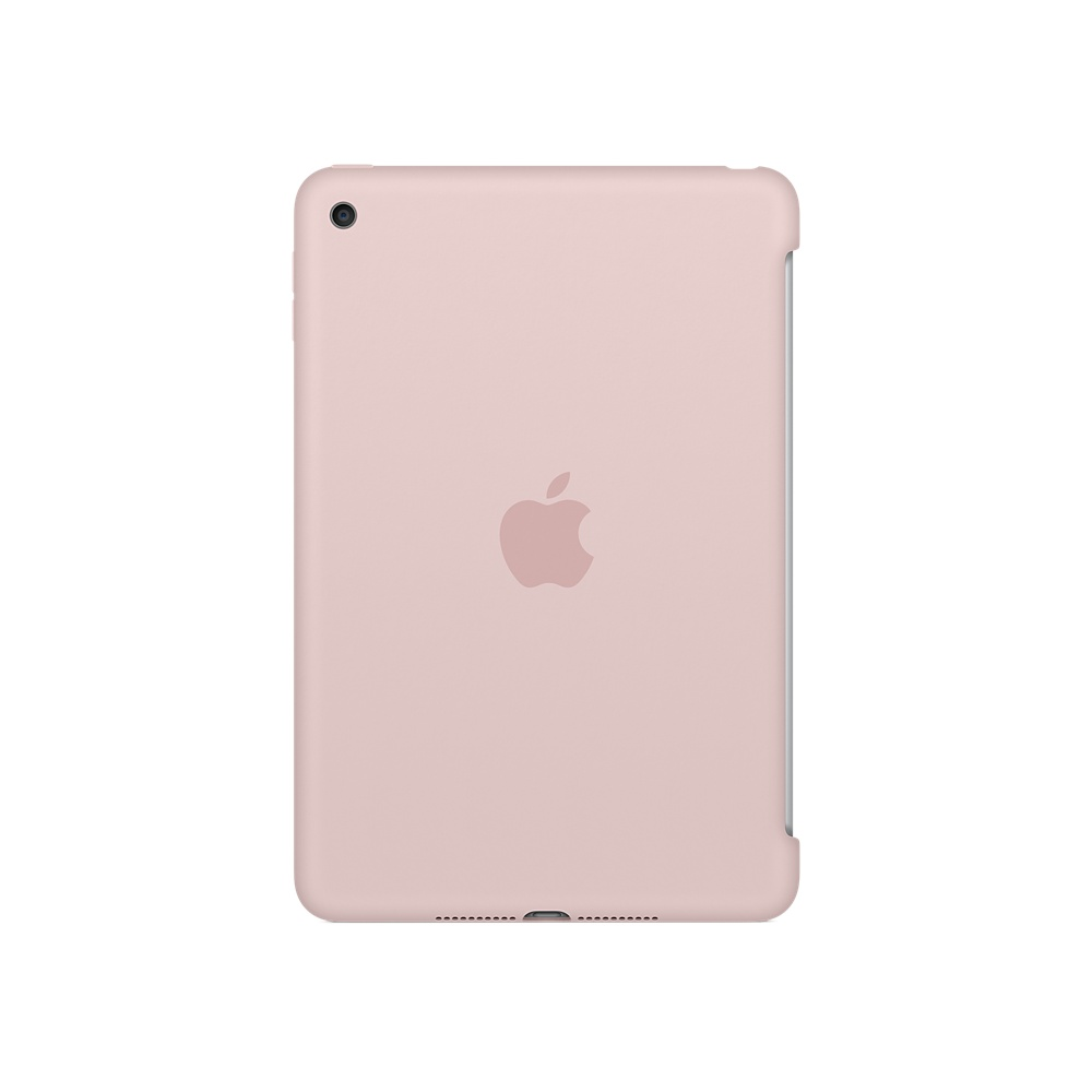 iPad mini 4 Silicone Case - Pink Sand