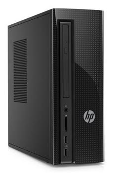 HP Slimline 260-a105nc ,Intel Pentium J3710 ,8GB DDR3L (1x8GB), 1TB 7200 ,Intel HD Graphics ,Windows 10 64bit ,bgn + Bl