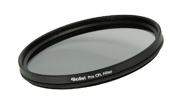 Rollei profesionální CPL Filtr 62 mm