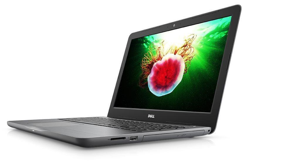 """Dell Inspiron 5567 15"""" HD i5-7200U/4G/500GB/R7 M445-2G/MCR/HDMI/USB/RJ45/DVD/W10P/3RNBD/Černý"""