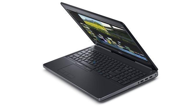 Dell Precision 15 M7510 FHD i7-6920HQ/16G/1TB/M2000M-4G/HDMI/mDP/USB/MCR/W7+10P/3RNBD/Černý