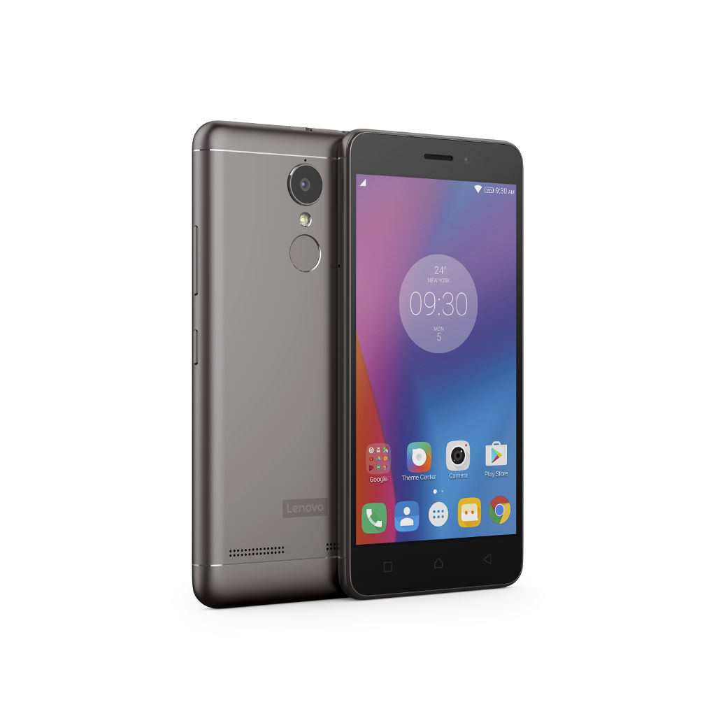 "Lenovo Smartphone K6 Dual SIM/5,0"" IPS/1920x1080/Octa-Core/1,4GHz/2GB/16GB/13Mpx/LTE/Android 6/Grey"
