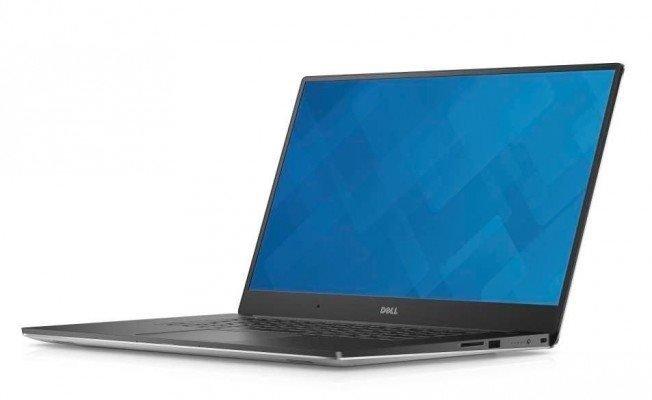 """Dell Precision 5510 15"""" FHD i7-6820HQ/16G/512SSD/M1000M-2G/MCR/HDMI/W7P+W10P/3RNBD/Stříbrný"""