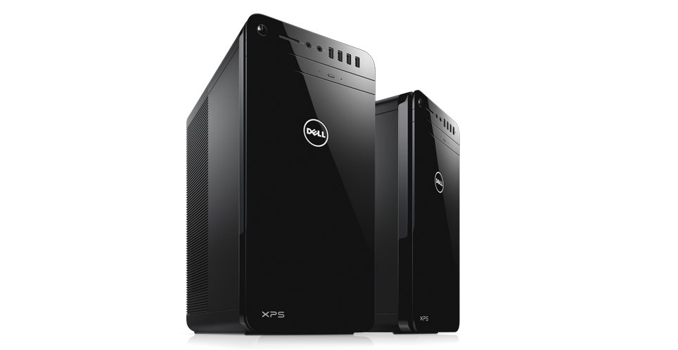 DELL XPS 8910/i7-6700K/16GB/512GB SSD+2TB 7200 ot./Bl. Ray/8GB Nvidia GTX 1080/Win 10 PRO