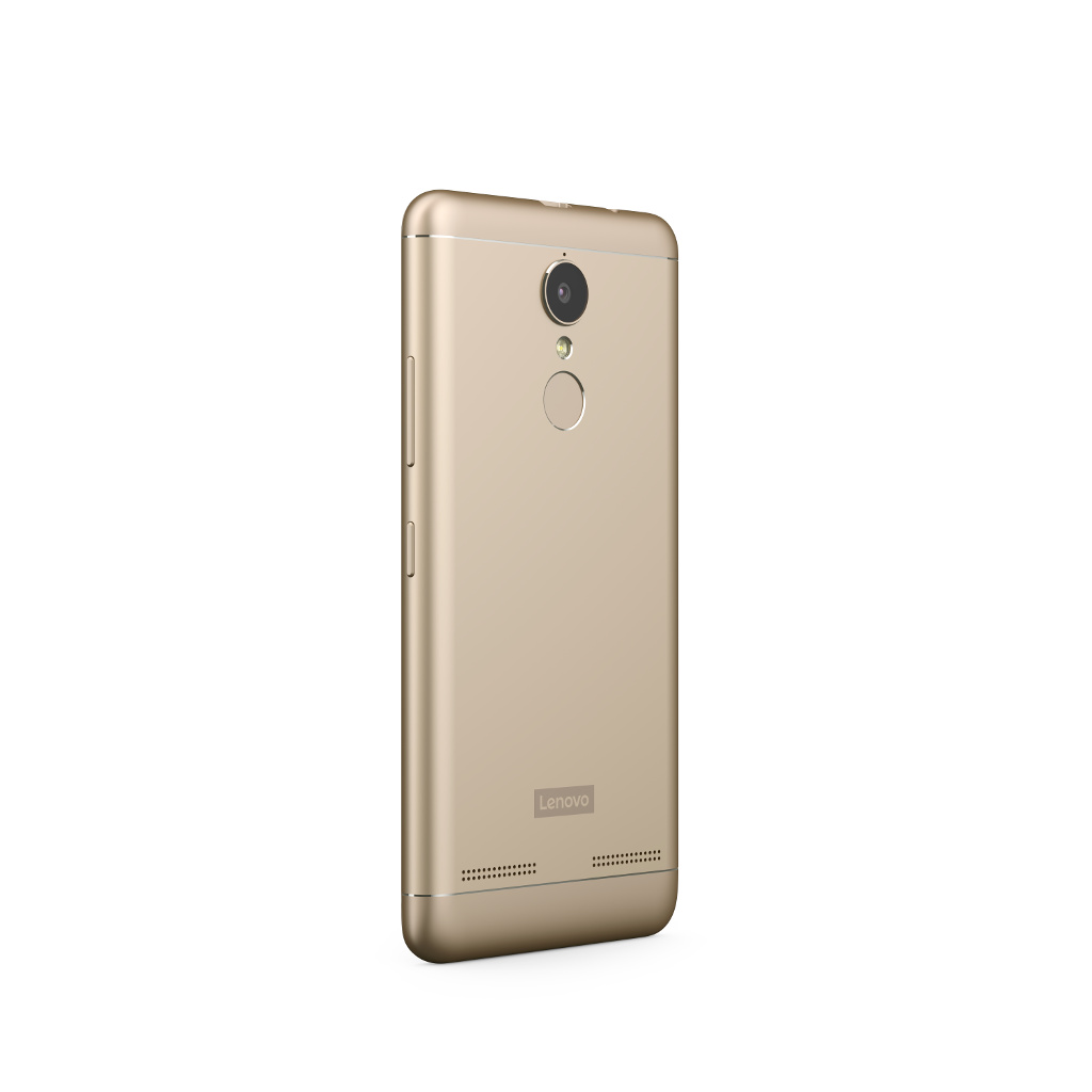 "Lenovo Smartphone K6 Dual SIM/5,0"" IPS/1920x1080/Octa-Core/1,4GHz/2GB/16GB/13Mpx/LTE/Android 6/Gold"