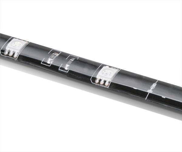 AKASA - LED páska-magnetická - bílá Vegas M